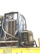 MILLER PIPEPRO 450 RFC PULSED MIG WELDER POWER SOURCE, 480 VOLT, 3 PHASE, S/N LJ300104G W/ MILLER
