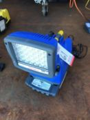 JW SPEAKER, K930 RECHARGEABLE REMOTE AREA LED LIGHTING SYSTEM 12-24-DC (LOCATION: FLEX CONTAINER)