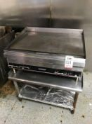 """TOASTMASTER GRIDDLE, 24"""" X 36"""", 4 TEMPERATURE CONTROLS"""