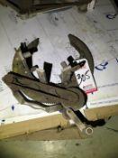 "H&M 8"" PIPE BEVELING MACHINE CO. MODEL 2C-20 (LOCATION: PAINT SHOP)"