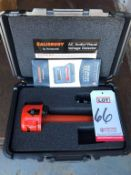 LOT - (2) SALISBURY MODEL 4644 AC AUDIO/VISUAL VOLTAGE DETECTORS (LOCATION: FLEX CONTAINER)