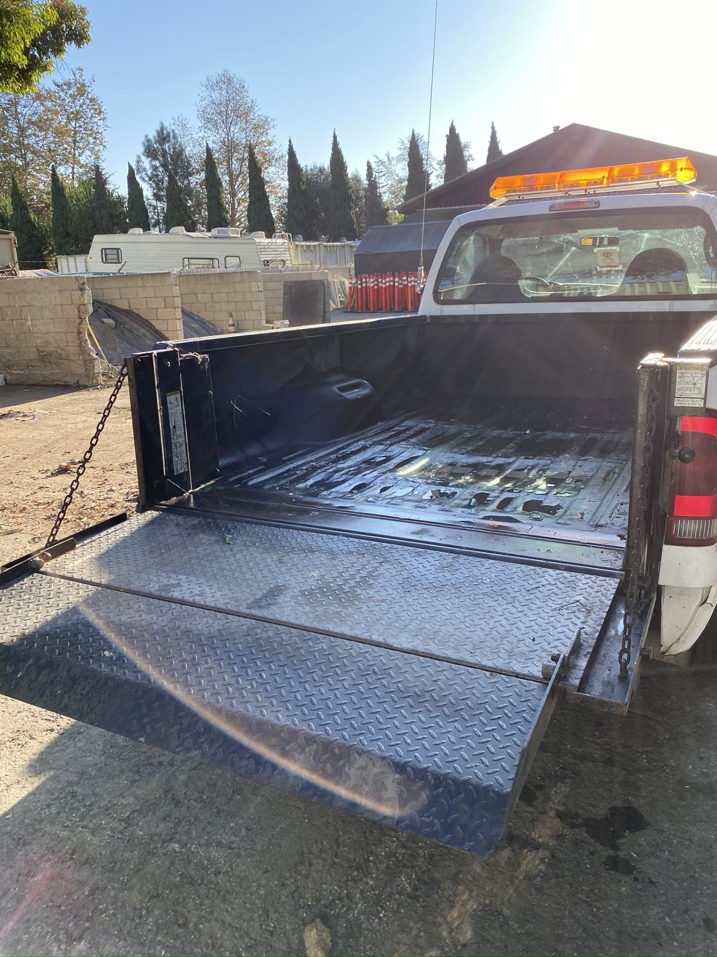2007 FORD F-250, XL SUPER DUTY PICK UP TRUCK - Image 4 of 12