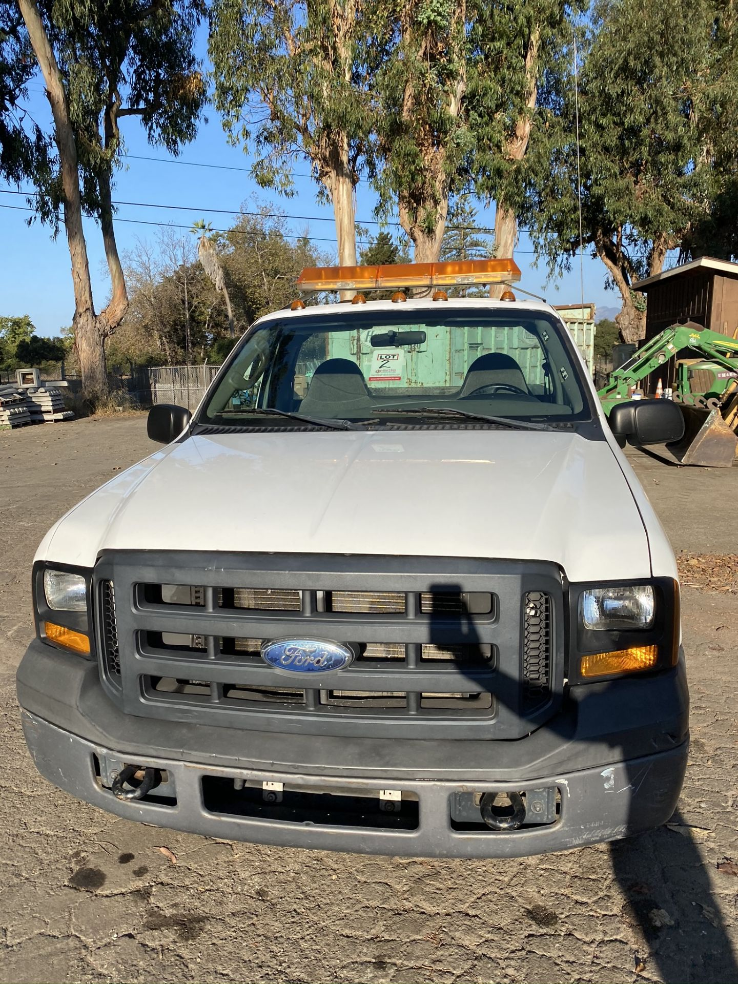 2007 FORD F-250, XL SUPER DUTY PICK UP TRUCK - Image 3 of 12