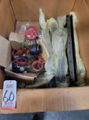 LOT - VICTAULIC FIRE LOCK FITTINGS AND FIRELOCK SERIES 705 VALVE