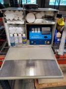 MARKING METHODS INC MARK 300 ELECTRO-CHEMICAL MARKING SYSTEM