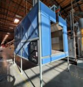 INFRARED CURING OVEN (THIS LOT IS PART OF BULK BID)