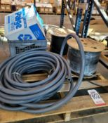 LOT - CONDUIT, ELECTRIC WIRE