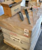 """LOT - PALLET OF APPROX. (320) ACURIDE MODEL 9301-16P 16"""" FULL EXTENSION HEAVY DUTY DRAWER SLIDES,"""