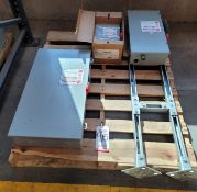 LOT - (3) SAFETY SWITCHES