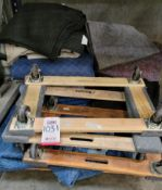 LOT - FURNITURE DOLLIES AND MOVING BLANKETS