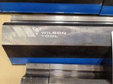 LOT - WILSON TOOL BRAKE DIES (SEE PHOTOS FOR SPECS)