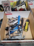 LOT - BLOWERS/AIR NOZZLES, SHARPENERS