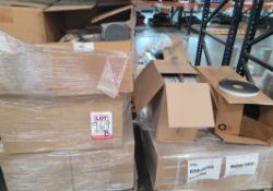 LOT - (2) PALLETS OF WEATHERSTRIPPING