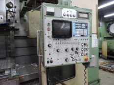 "MORI SEIKI MV-80 VMC, YASNAC MX-1 CONTROL, XYZ TRAVELS: 60"" X 31"" X 29"", 74"" X 32"" TABLE, 50 SPINDLE"