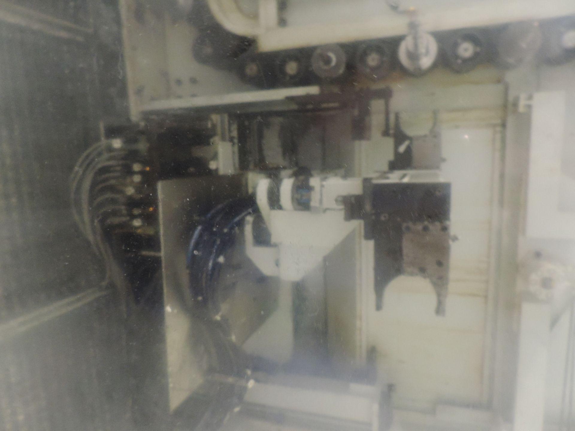"2002 STARRAG & HECKERT CWK-630D HMC, GE FANUC 16i-M CONTROL, XYZ TRAVELS: 41"" X 39"" X 45"", 24.8"" X - Image 17 of 20"