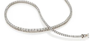DIAMANT-COLLIER.