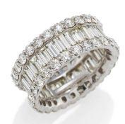 Diamant-Ring.