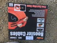 ProGlo 30' Heavy Duty Booster Cables,