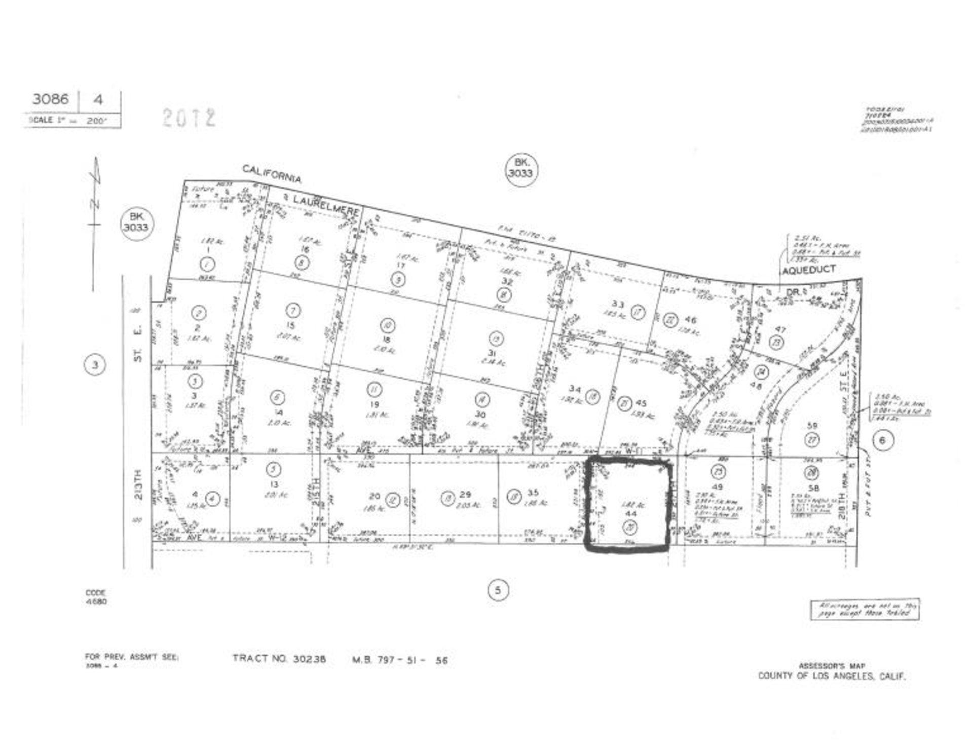 Lot 502 - 1.82 Acre Vacant Parcel near City of Lancaster,