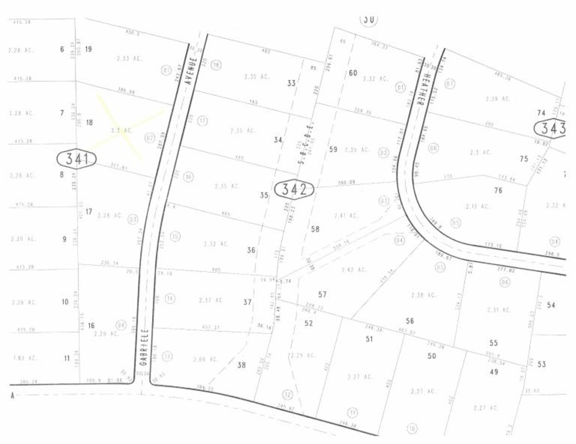 Lot 499 - 2.3 Acre Vacant Parcel Near the City of Hinkley,