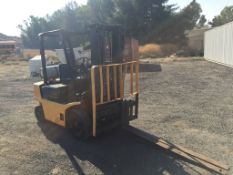 Hyster H50XL Industrial Forklift,
