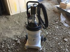 Unused 2020 Grease Buddy Pneumatic Grease Pump.