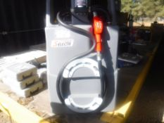 Unused 2020 25-Gallon Diesel Fuel Caddy,