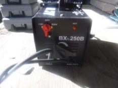 Unused 2020 250 AMP ARC Welder,