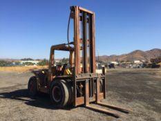 Hyster H180E Construction Forklift,