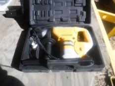 Unused 2020 Huskie 11218SDS Hammer Drill,