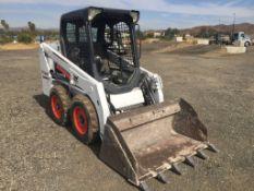 2014 Bobcat S450 Skid Steer Loader,
