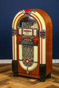 Een 1946 Spirit of St. Louis jukebox design muziekspeler, jaren '90.