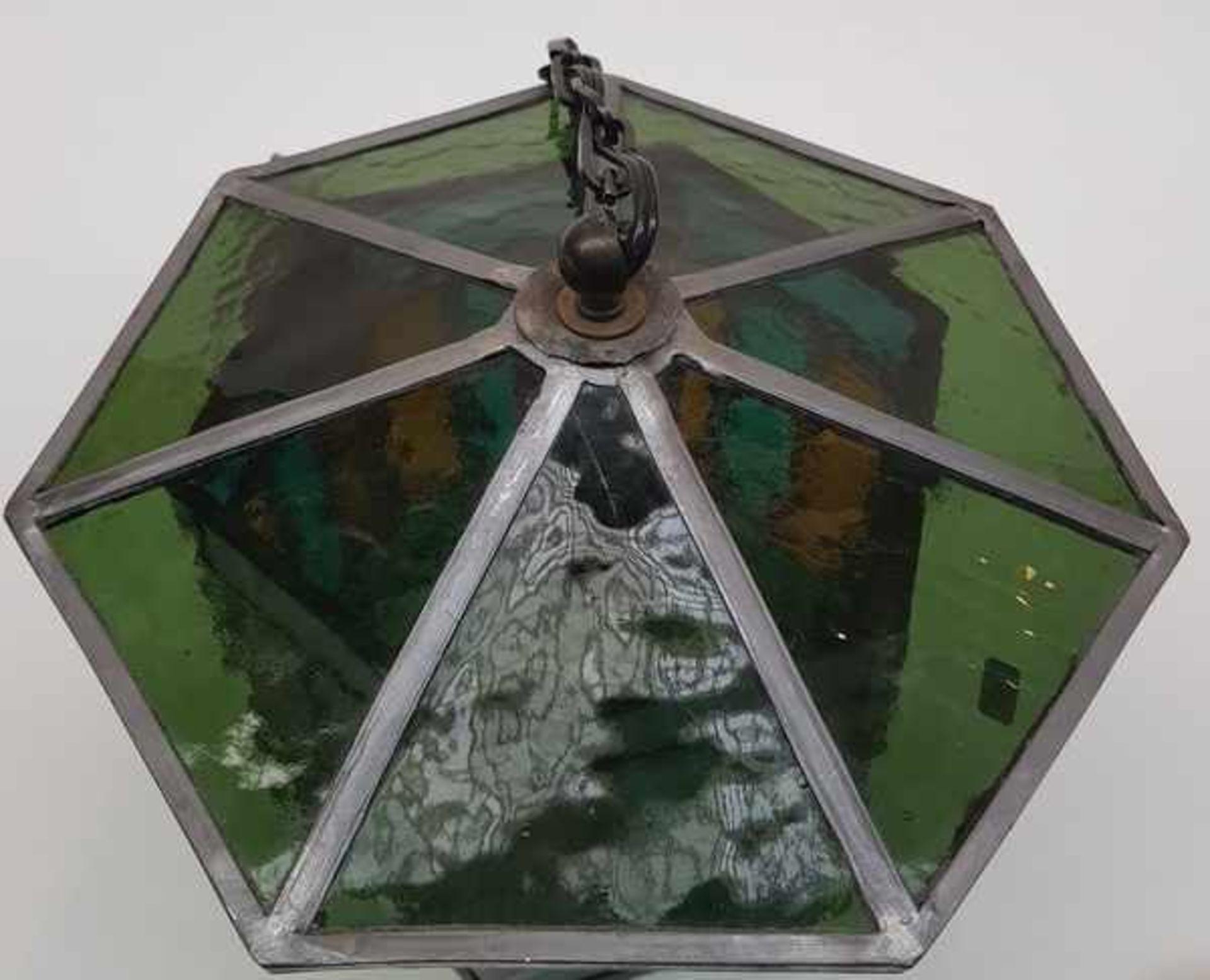 (Curiosa) Lamp glas in lood - Bild 5 aus 6
