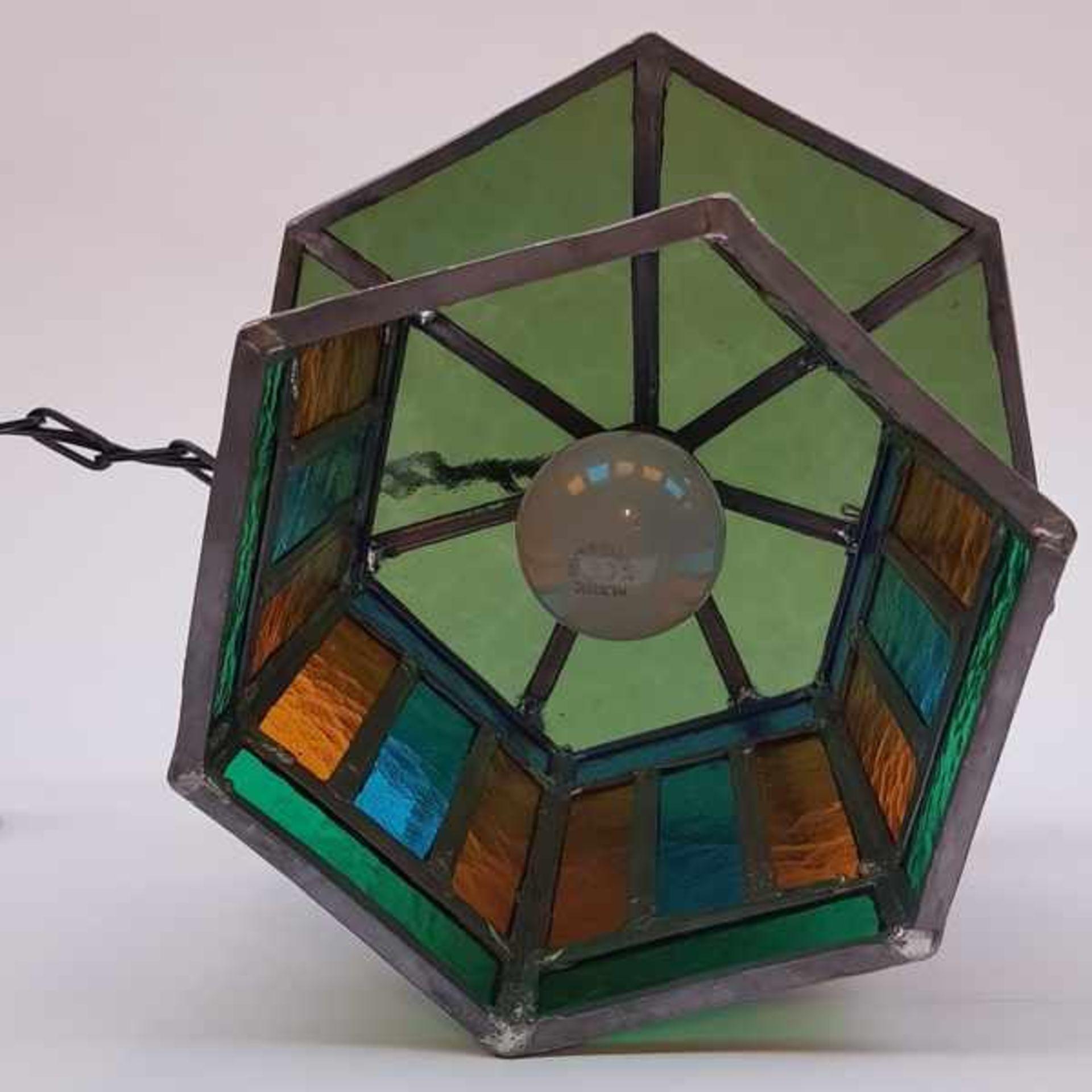 (Curiosa) Lamp glas in lood - Bild 6 aus 6