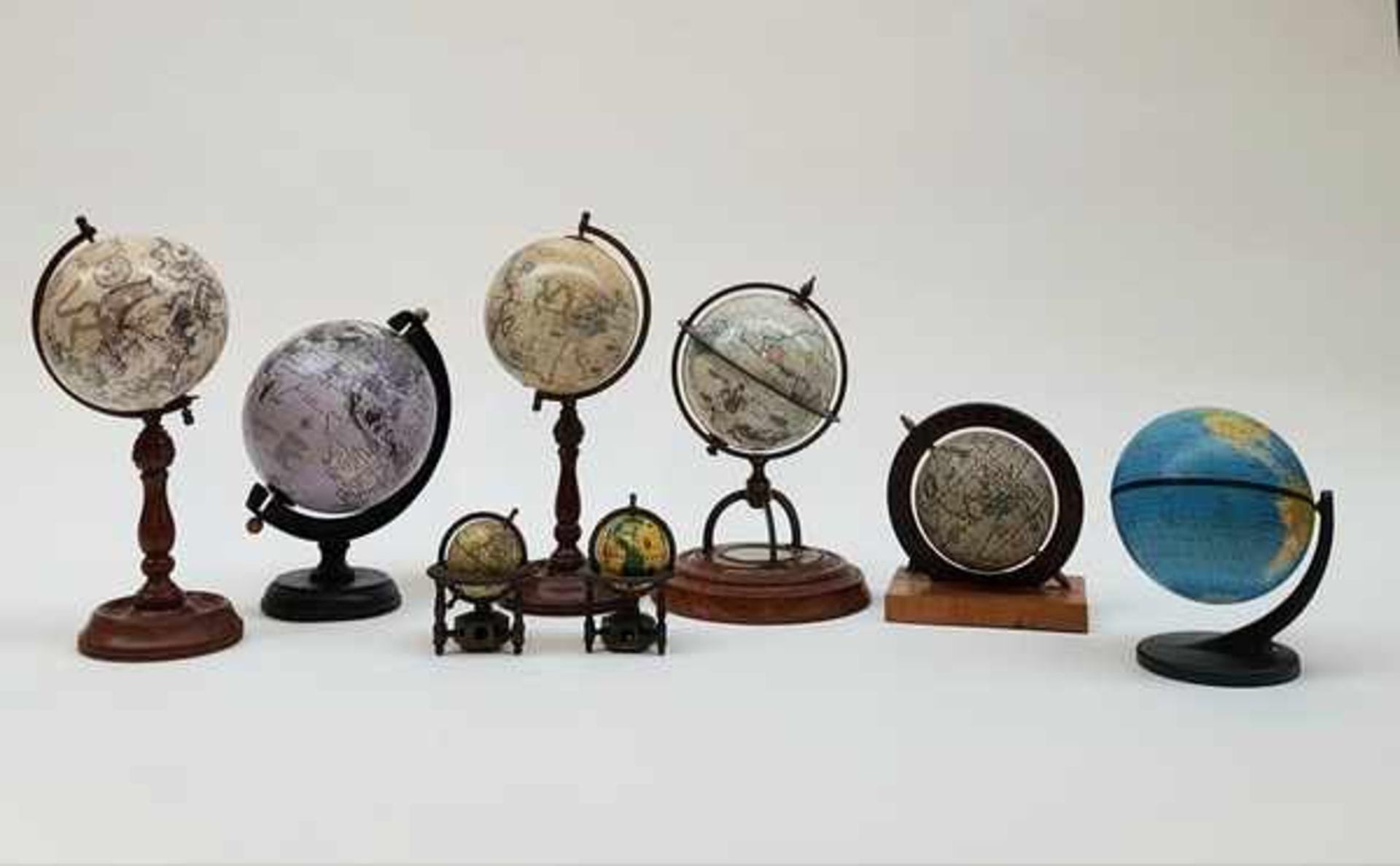 (Curiosa) Globes