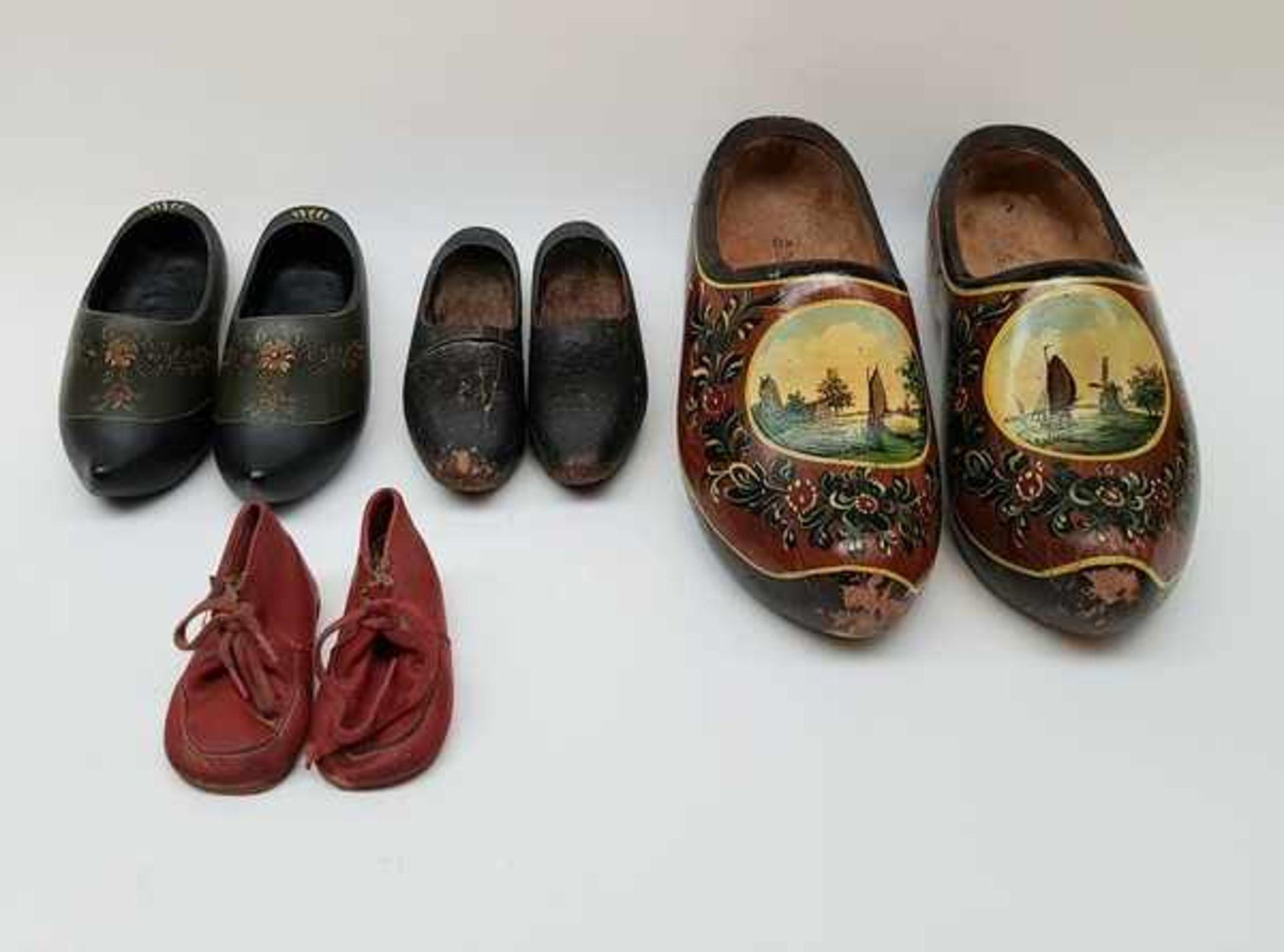 (Curiosa) Klompen en schoentjes