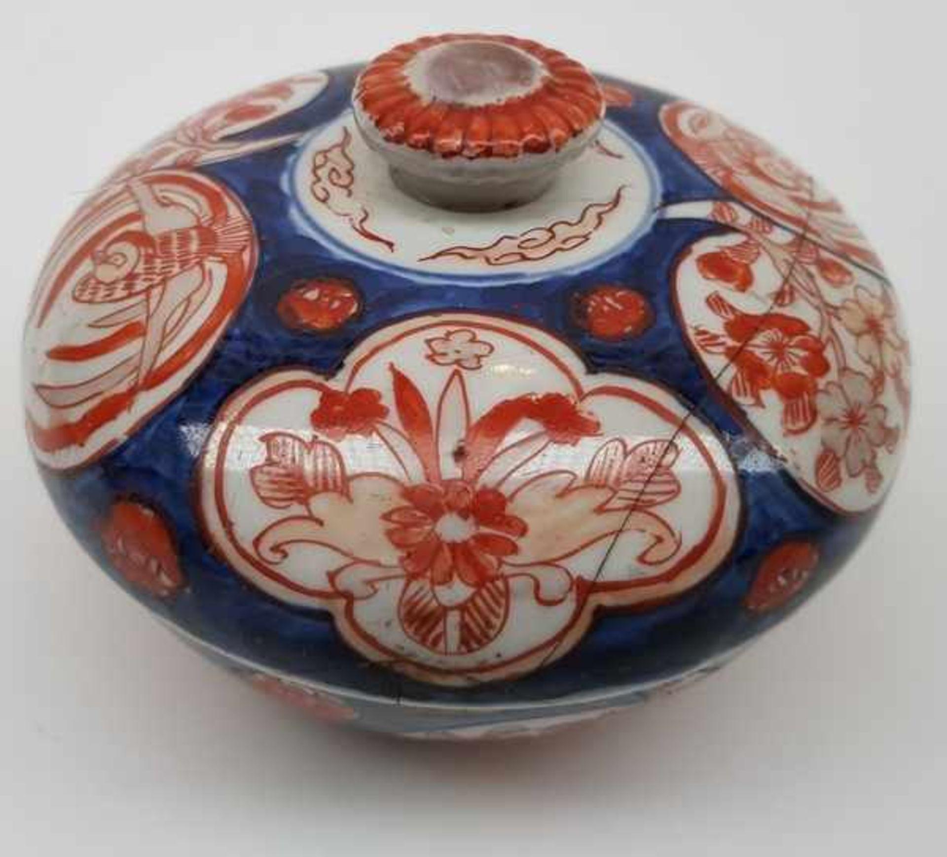 (Aziatica) Lot Imari porselein, Japan, 18e, 19e en 20e eeuw - Bild 9 aus 12