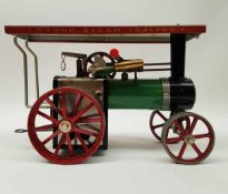 (Curiosa) Mamod stoom tractorMamod stoom tractor Engeland 1970-1979. Conditie: Ontbreekt