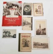 (Ansichtkaarten) AnsichtkaartenAnsichtkaarten uit Nederland en het buitenland. Conditie: Meeste