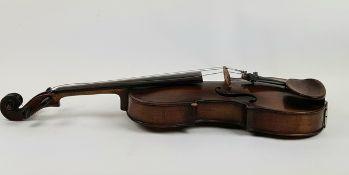 (Muziekinstrumenten) Viool, Josef Klotz Mittenwalde anno 1795Viool Josef Klotz Mittenwalde anno 1795