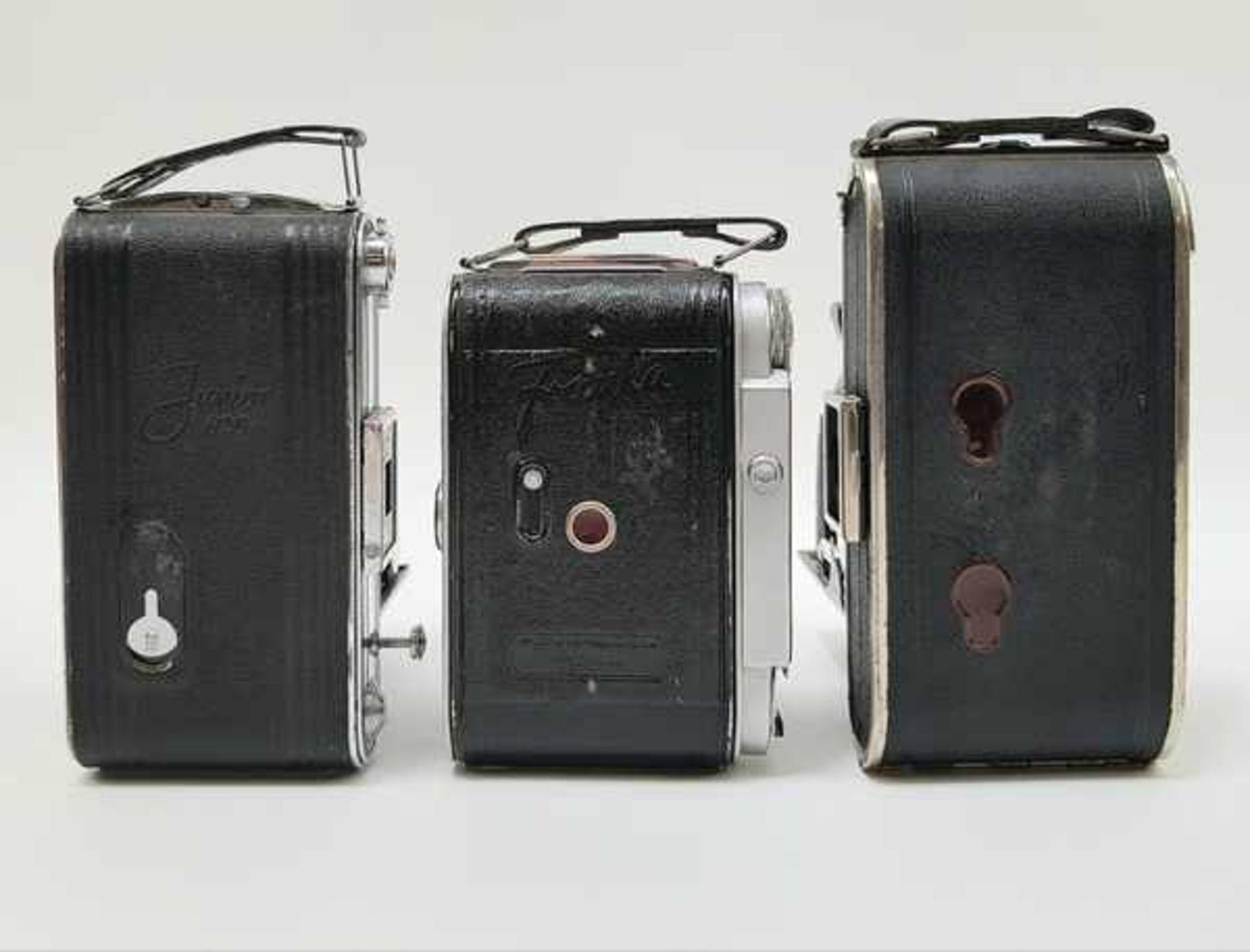 (Antiek) Fotocamera's - Bild 5 aus 6