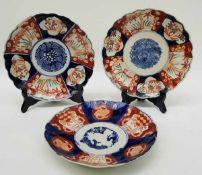 (Aziatica) Imari borden, Japan 1900