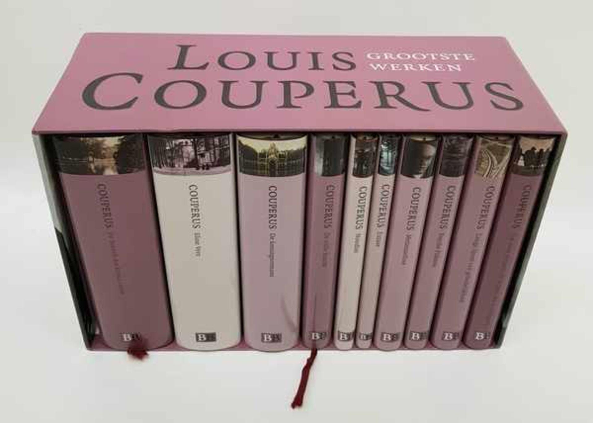 (Boeken) Verzamelbox grootste werken Louis Couperus - Bild 2 aus 3