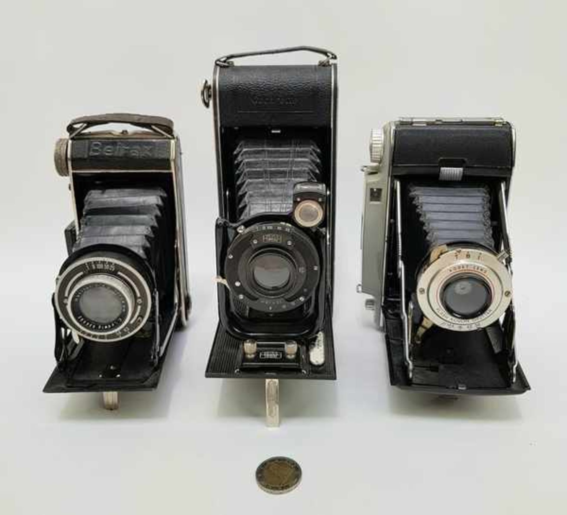 (Antiek) Fotocamera's - Image 2 of 8