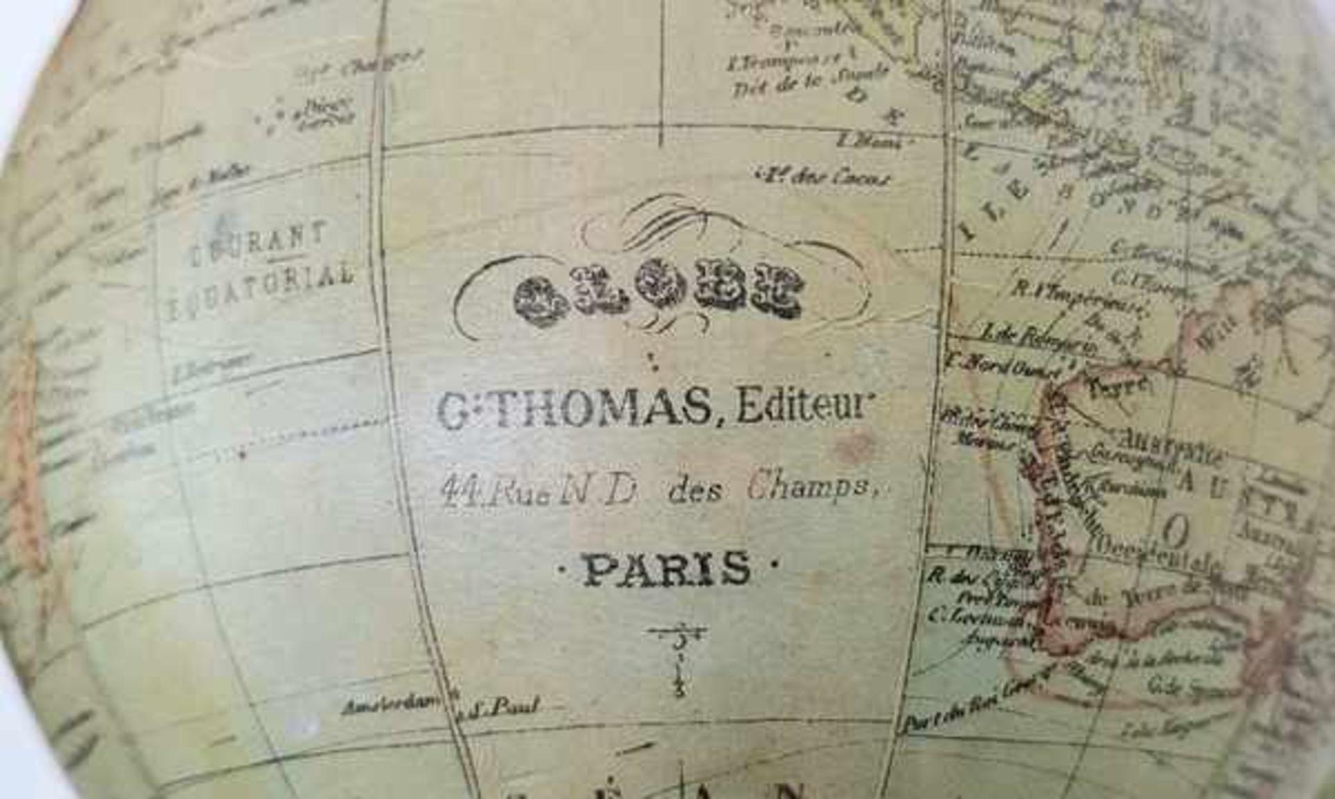 (Antiek) Globe, G. Thomas - Bild 6 aus 6