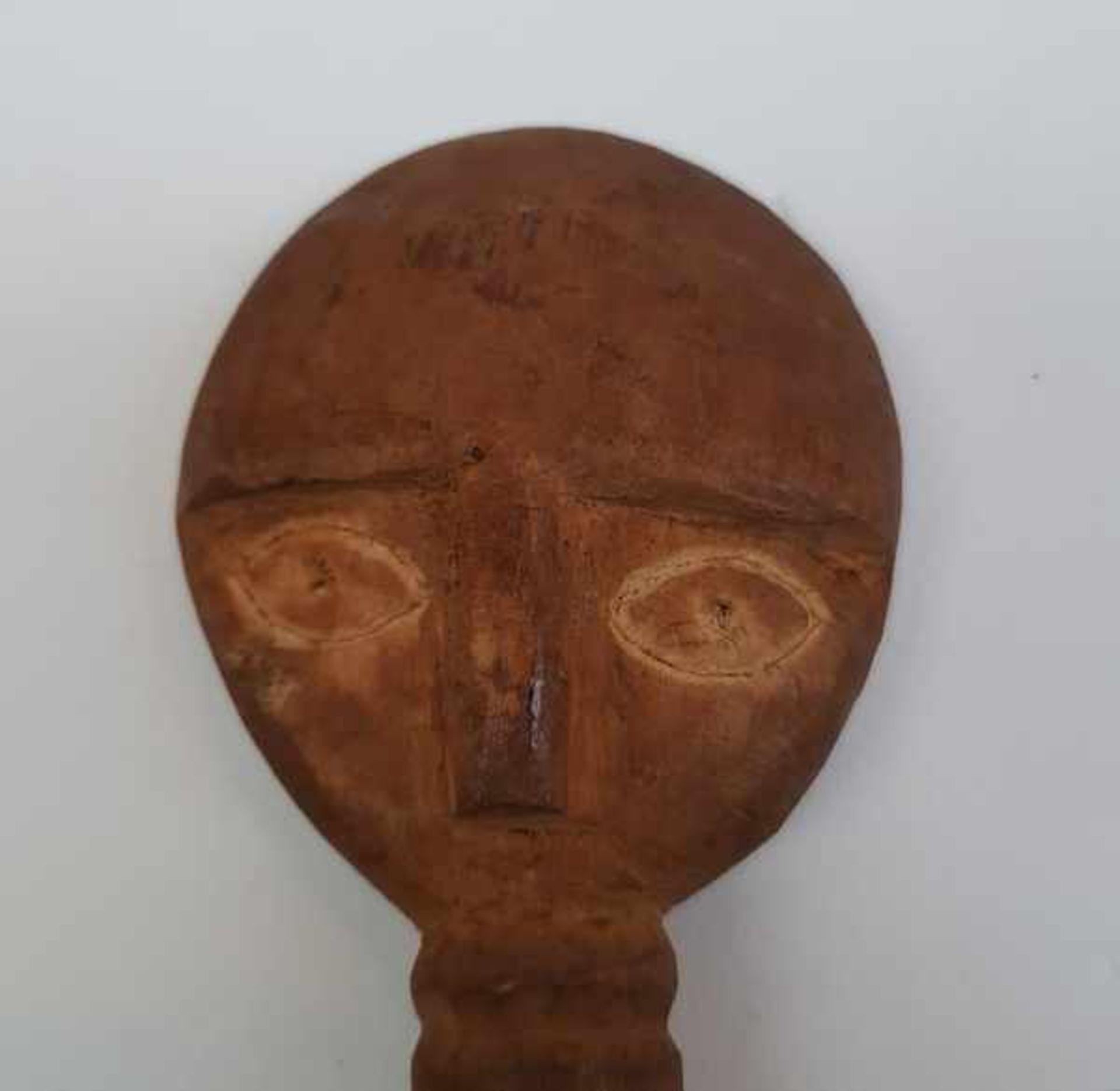 Los 152 - (Etnografica) Hout, Akuaba Ashanti dolls. Ghana Afrika