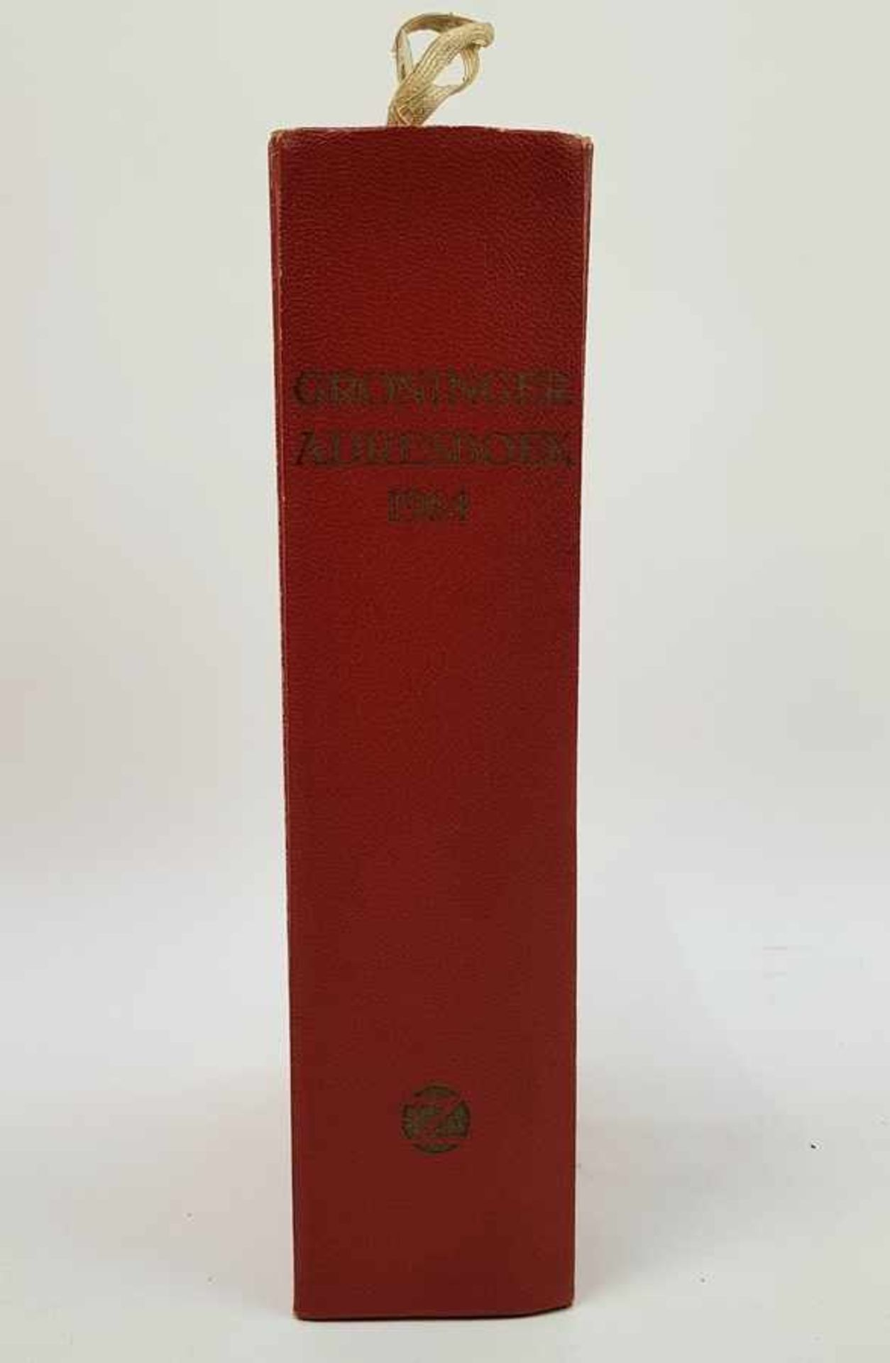 (Boeken) Groninger adresboek 1964 - Bild 6 aus 6