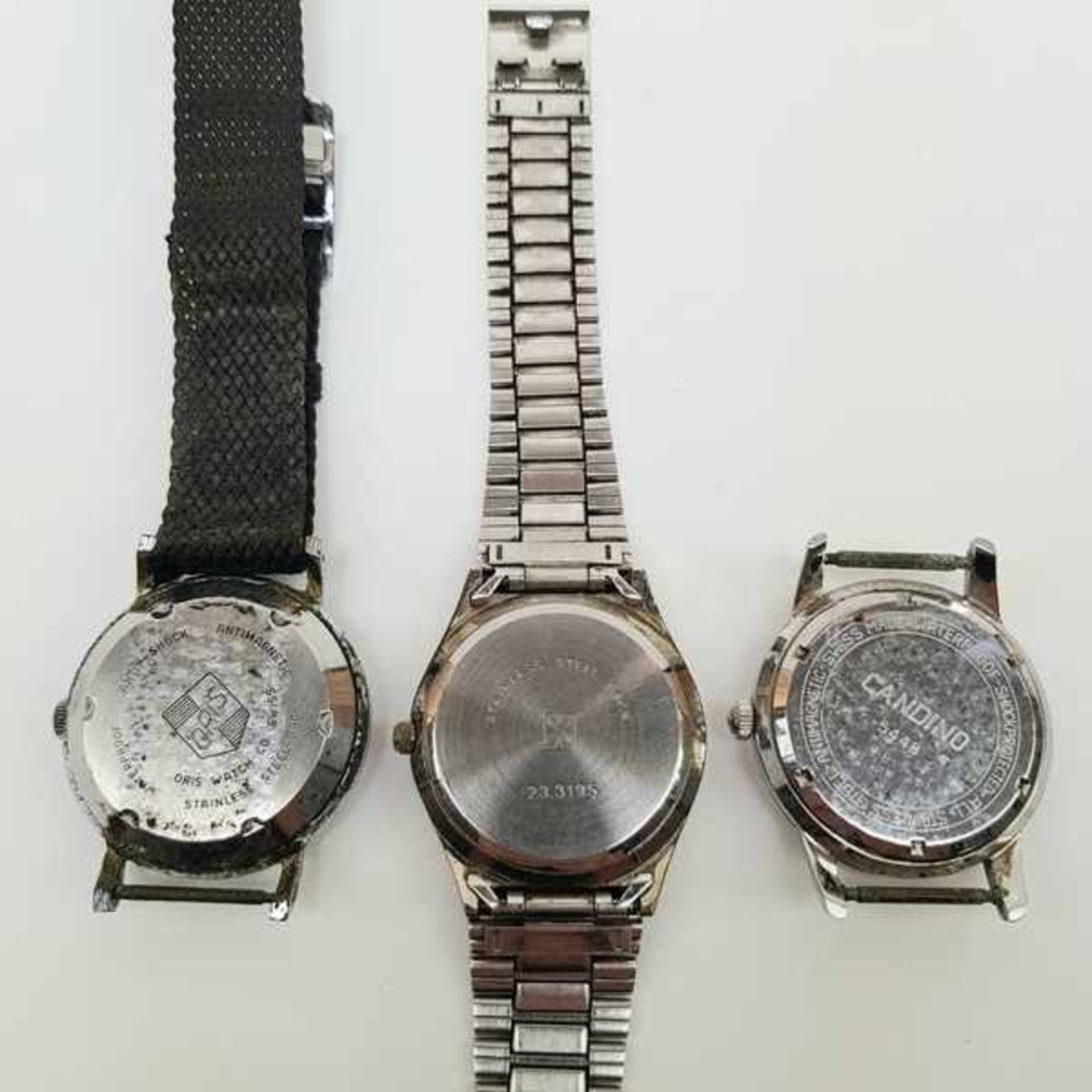 (Sieraden) Horloges Oris - Image 2 of 3