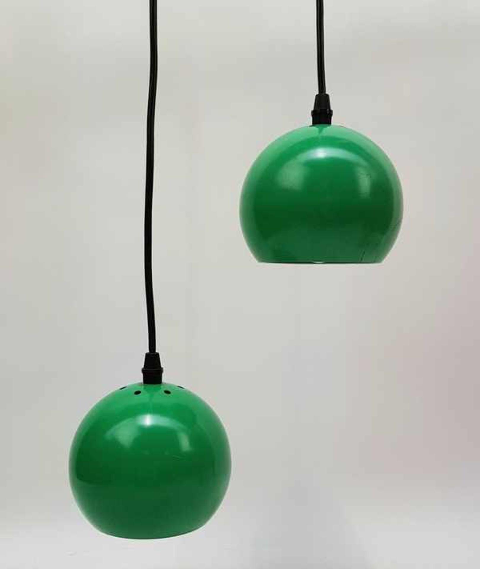 Los 164 - (Curiosa) Rotan krukken en hanglampen