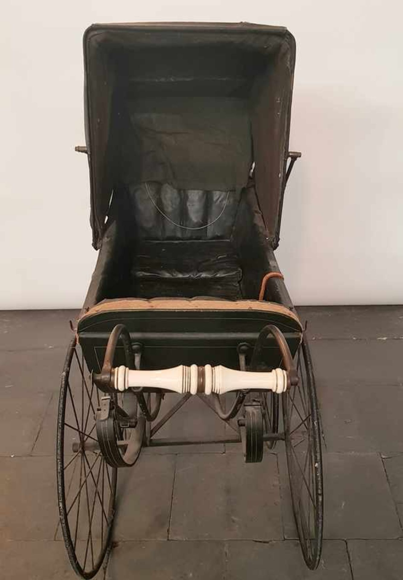 (Antiek) Kinderwagen - Bild 4 aus 5